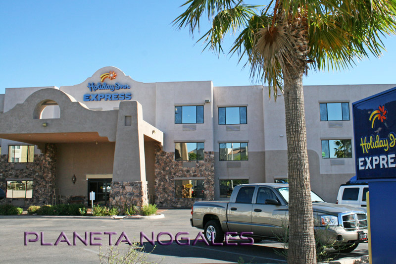 Nogales Arizona Holiday Inn Express