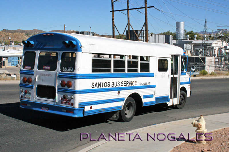 transportacion en nogales arizona